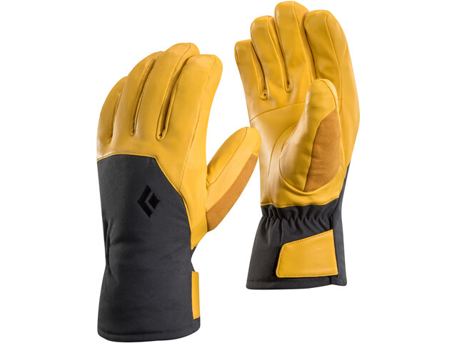 Black Diamond Legend Handschoenen, geel